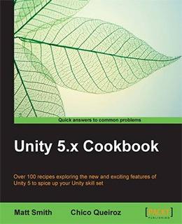 unity 5x cookbook