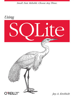 using sqlite book