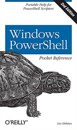 powershell pocket reference