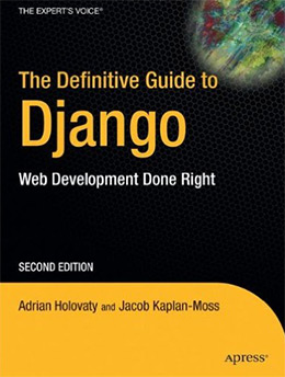 definitive guide django