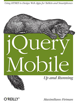 jquery mobile up running