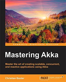 mastering akka book