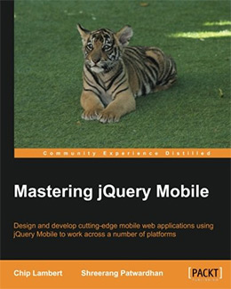 mastering jquery mobile
