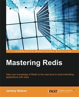 mastering redis book