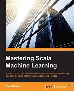 mastering scala machine learning