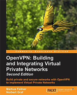 openvpn integrationg networks