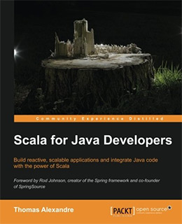scala java developers