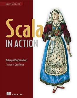 scala in action book