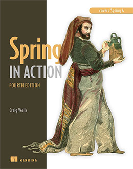spring in action book
