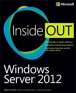 Learn Windows Server 2012: Training & Technical Overview ...