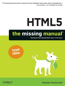 html5 missing manual
