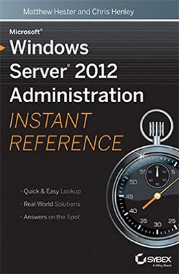 winserver 2012 reference
