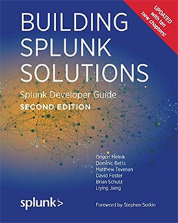 Splunk pdf exploring