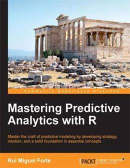 mastering predictive analysis