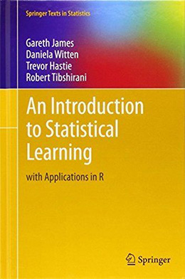 statistical learning book