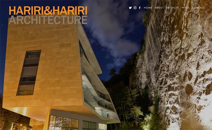 hariri architecture