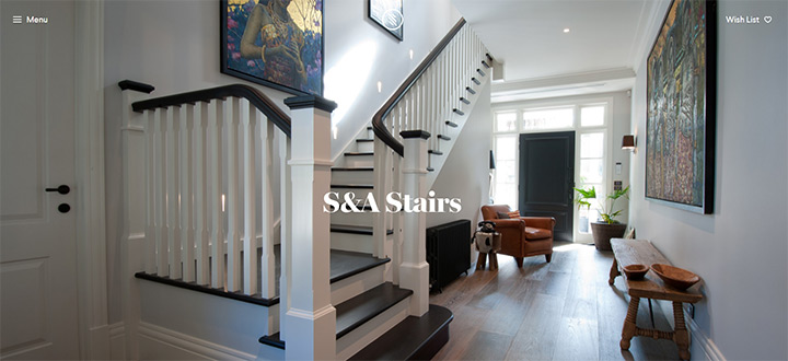 s and a stairs