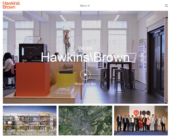 hawkins brown