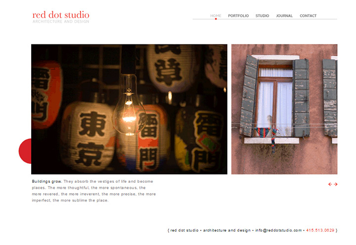 red dot studio