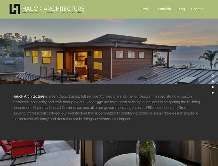 hauck architect