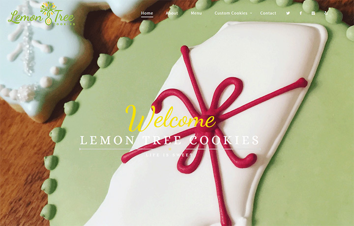 lemon tree cookies