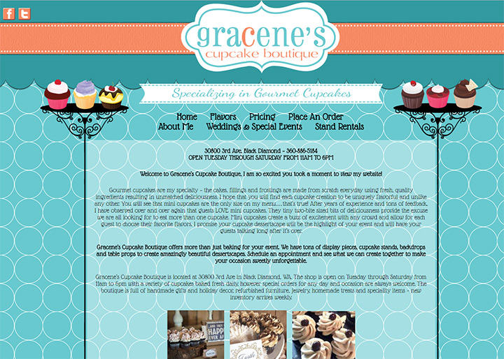 gracene cupcake boutique