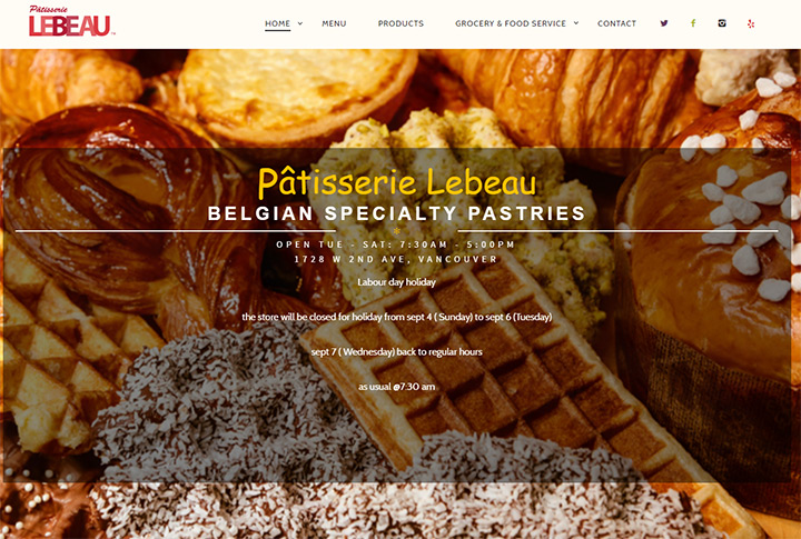 grab better waffle patisserie