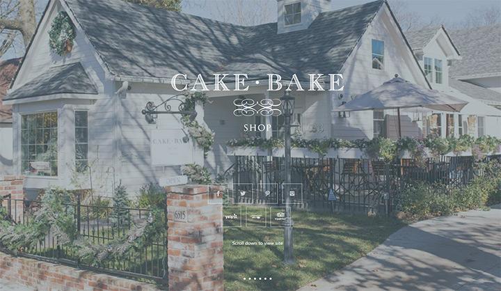 cake bake shop