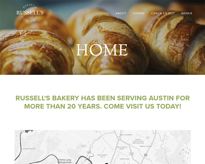 russell bakery