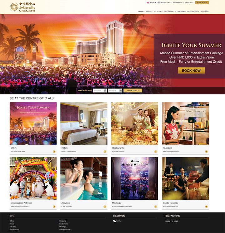 sands cotai casino