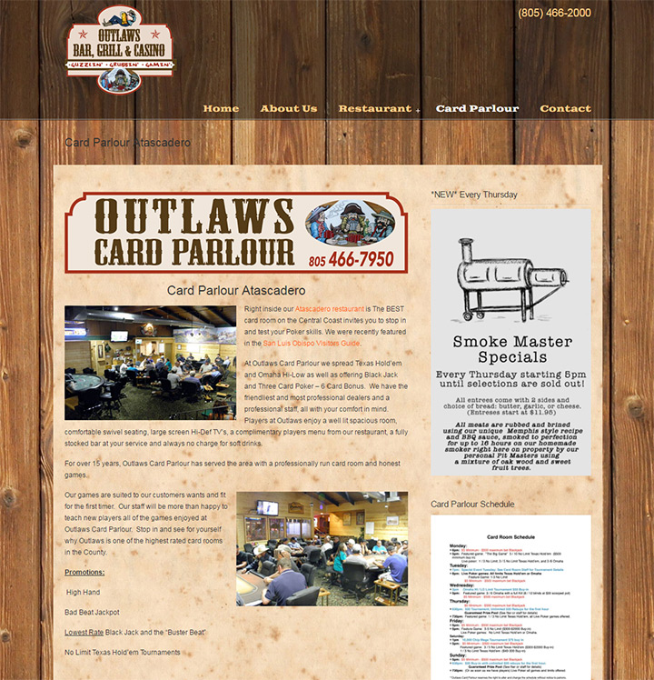 outlaws bar casino