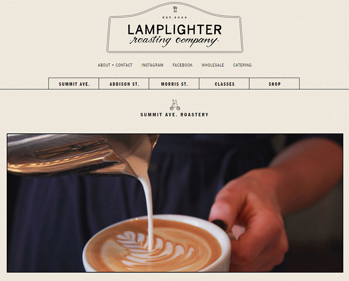 lamplighter roasting company