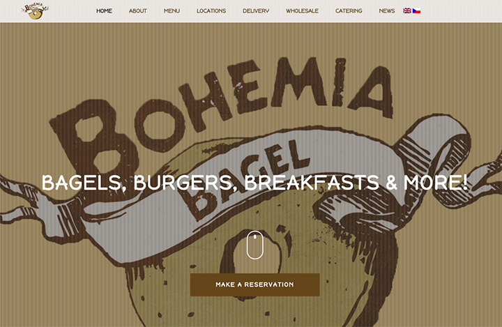 bohemia bagel website