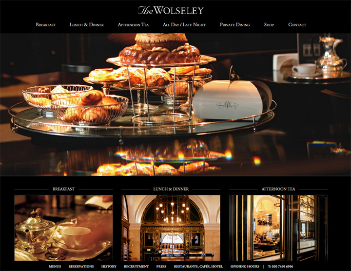 wolseley website