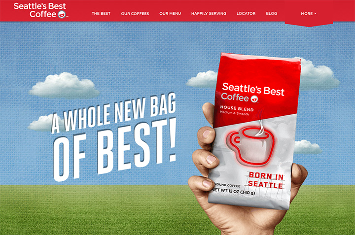 seattles best coffee website