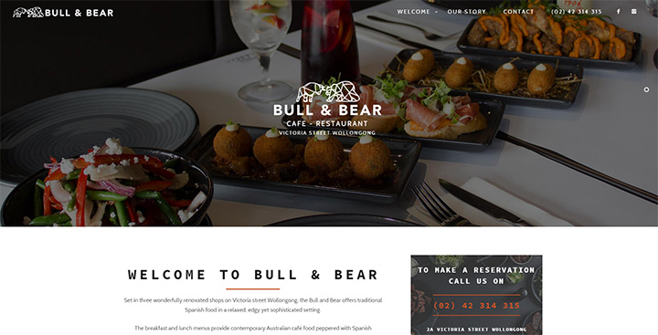 bull n bear website
