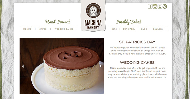 macrina bakery website