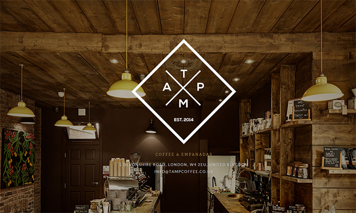 tamp coffee website