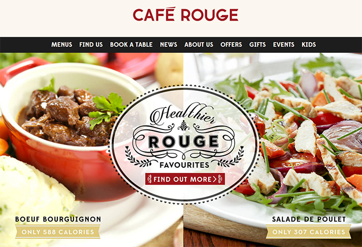 cafe rogue french website