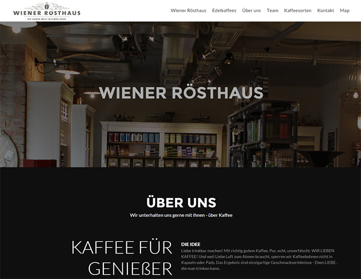 winer rosthaus coffee