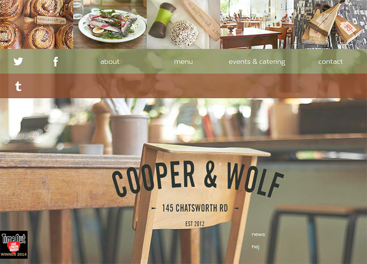 cooper and wolf