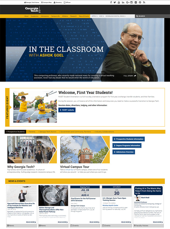 georgia tech website