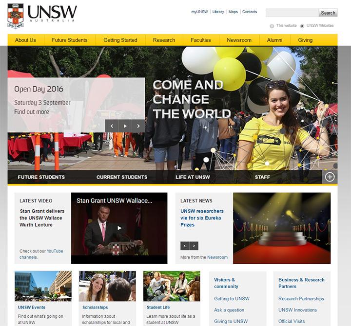 unsw australia college