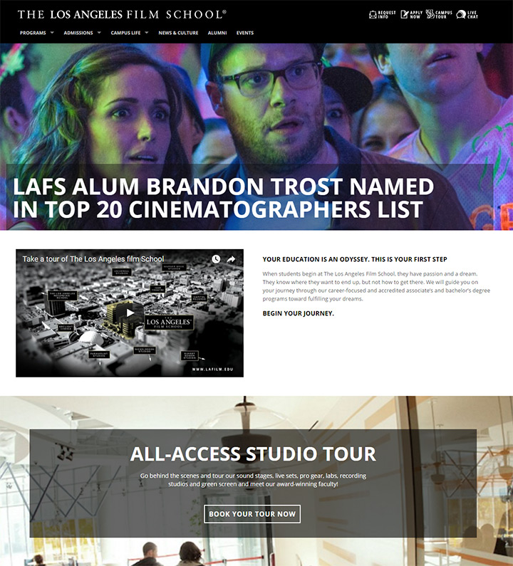 la film school site