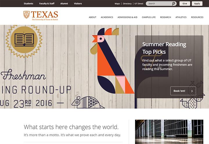 austin texas university