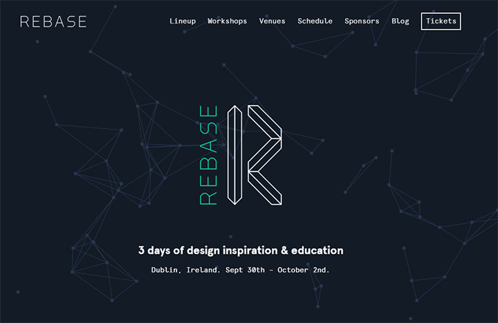 rebase conference website