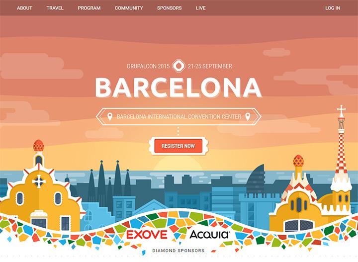 drupal conference barcelona