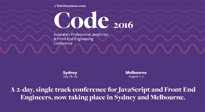 code 2016 conference website