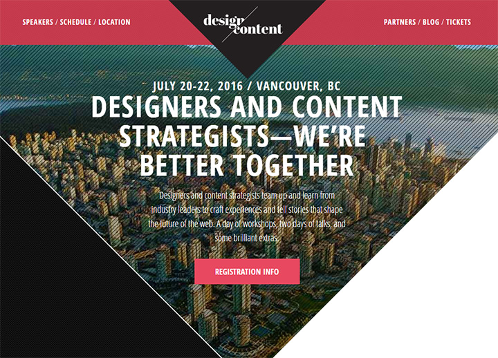 design and content 2016
