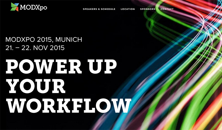 modx expo 2016 munich